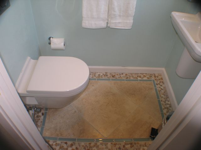 Blog Archive Very Tiny Powder Room